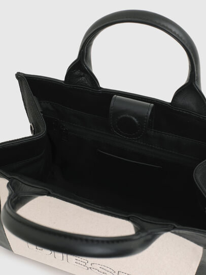 Diesel - SANBONNY SPF, Black/White - Satchels and Handbags - Image 4