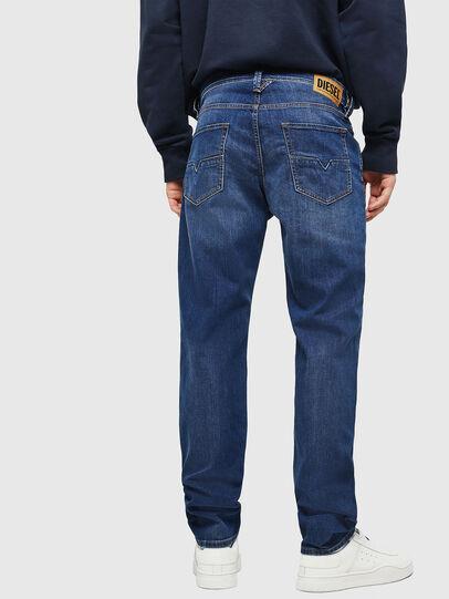 Diesel - Larkee-Beex 082AZ, Dark Blue - Jeans - Image 2