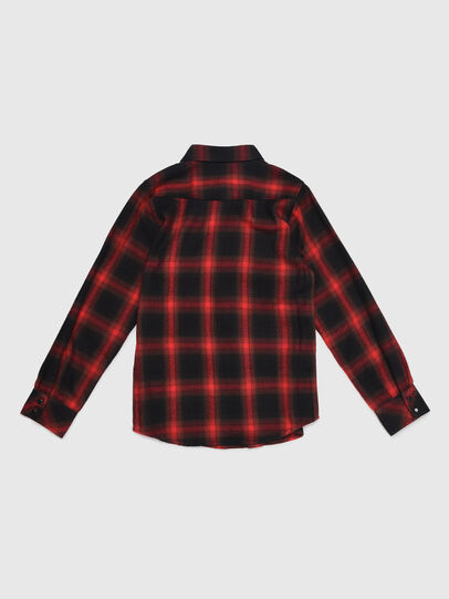 Diesel - CBONNY, Red/Black - Shirts - Image 2