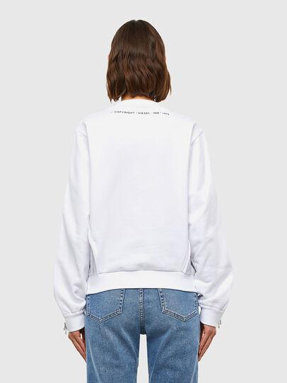 Diesel - F-ROSETTA, White - Sweaters - Image 2