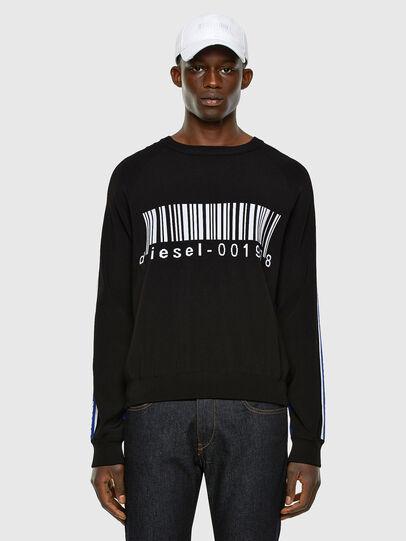 Diesel - K-RUSH, Black - Knitwear - Image 5