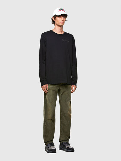 Diesel - D-Macs 069PT, Military Green - Jeans - Image 6