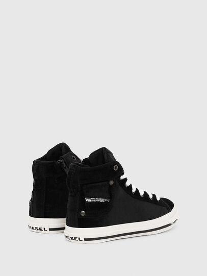 Diesel - SN MID 20 EXPOSURE C, Black - Footwear - Image 3