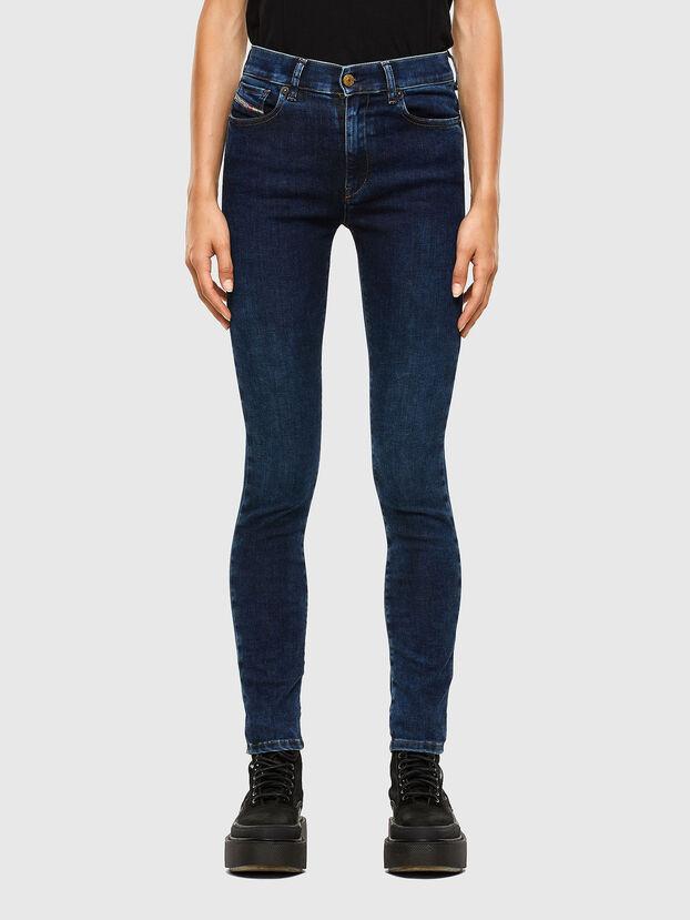 D-Roisin 009CY, Dark Blue - Jeans