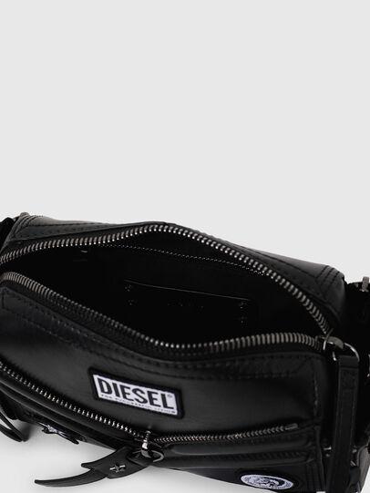 Diesel - LE-ZIPPER CROSSBODY,  - Crossbody Bags - Image 4