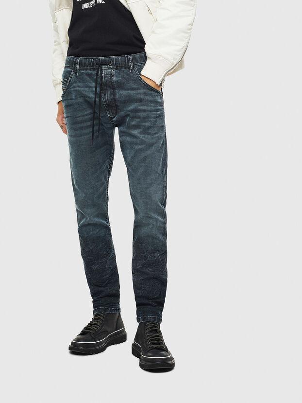 Krooley JoggJeans 069MD, Dark Blue - Jeans