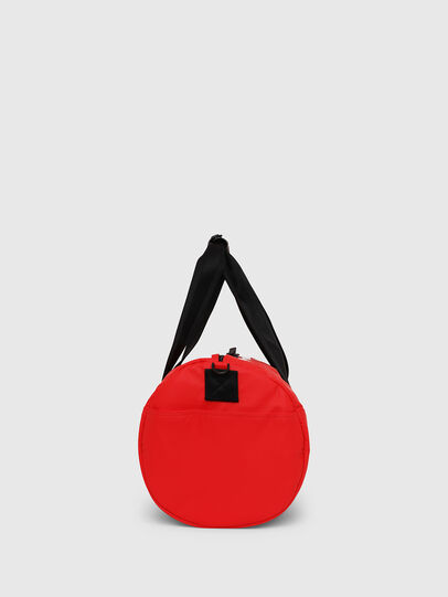Diesel - F-BOLD DUFFLE, Red - Travel Bags - Image 3