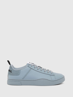 S-CLEVER LOW LACE, Light Blue - Sneakers