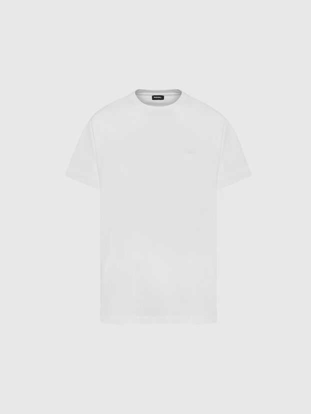 T-TARRIS-NEW2, White - T-Shirts