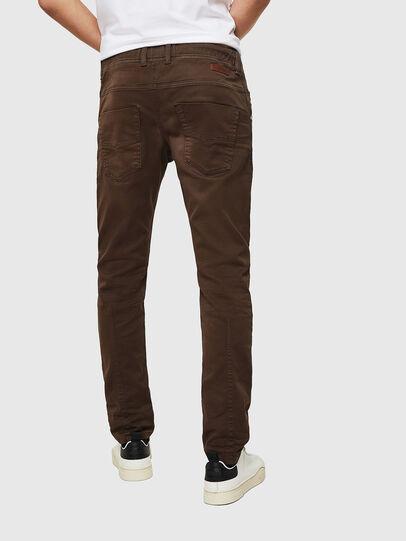 Diesel - Krooley JoggJeans 0670M, Brown - Jeans - Image 2