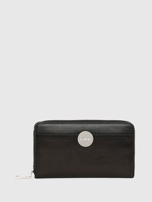GRANATO LC, Black - Zip-Round Wallets