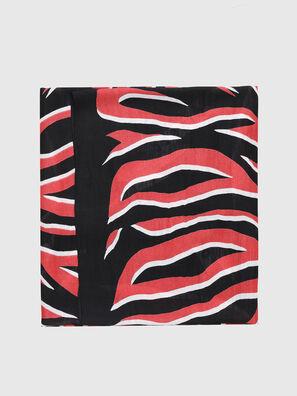 SLUCAS, Black/Red - Scarf
