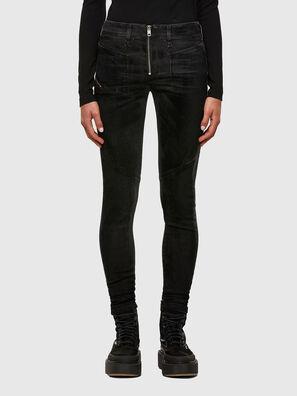 Slandy 069TC, Black/Dark grey - Jeans