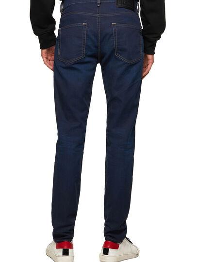 Diesel - D-Strukt JoggJeans® Z69VZ, Dark Blue - Jeans - Image 2