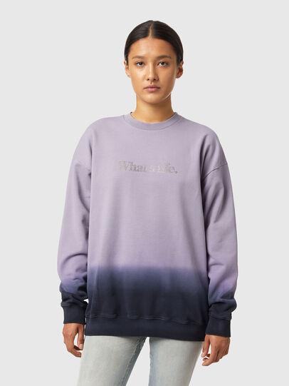 Diesel - S-MART-B4, Blue/Violet - Sweaters - Image 2