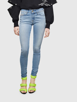 Slandy 0096L, Light Blue - Jeans