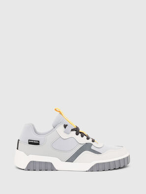 S-RUA LOW SK, Light Grey - Sneakers