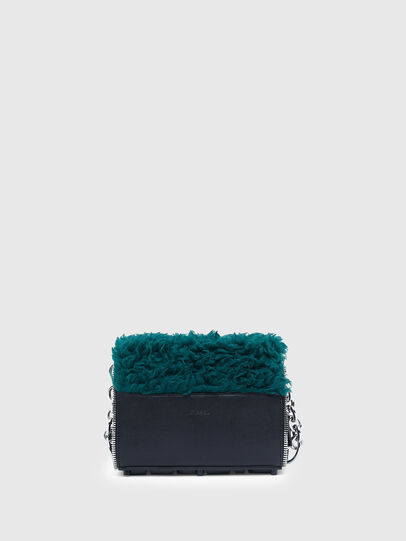 Diesel - CL - YBYS S CNY, Water Green - Crossbody Bags - Image 2