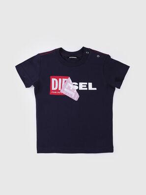 TOQUEB MC, Navy Blue - T-shirts and Tops