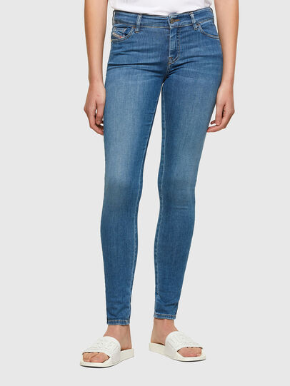 Diesel - Slandy 069RR, Light Blue - Jeans - Image 1