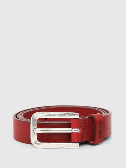 Diesel - B-TRITTI, Red - Belts - Image 1