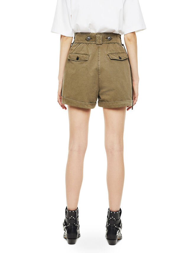 Diesel - SIMONY, Military Green - Shorts - Image 2