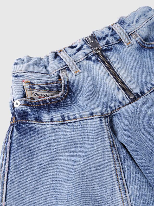 Diesel - GRINSKIRT, Blue Jeans - Skirts - Image 3