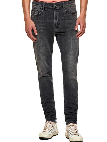 Diesel - D-Amny 09A18, Black/Dark grey - Jeans - Image 1