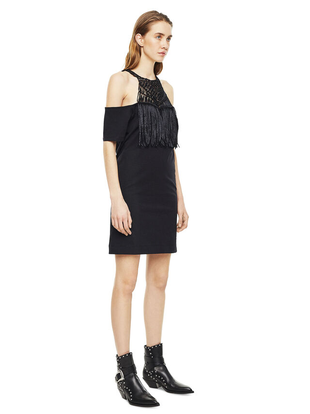 Diesel - DERSEY, Black - Dresses - Image 5