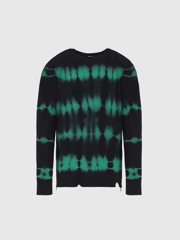 K-TONI, Green/Black - Knitwear