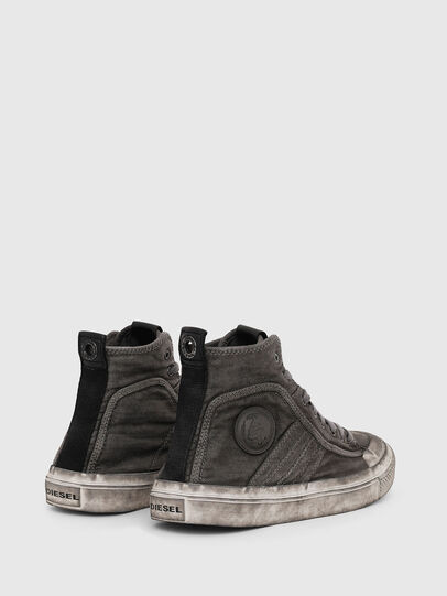 Diesel - S-ASTICO MID LACE, Dark grey - Sneakers - Image 3