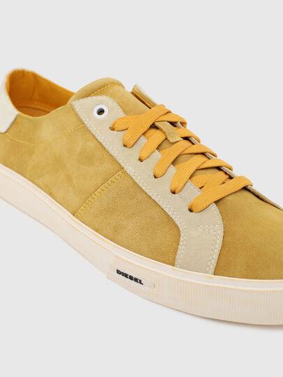 Diesel - S-MYDORI LC, Yellow - Sneakers - Image 5