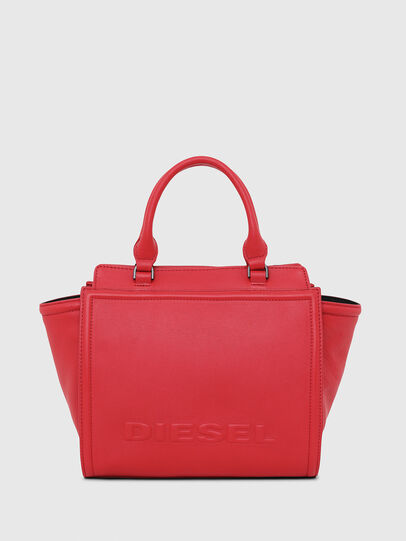 Diesel - BADIA, Fire Red - Satchels and Handbags - Image 1