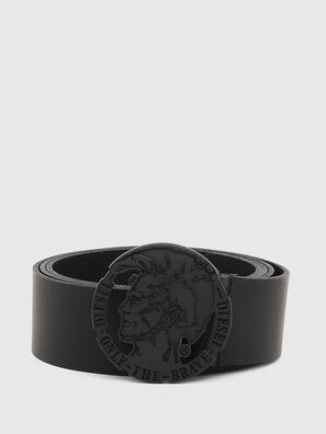 B-TARZO, Black - Belts