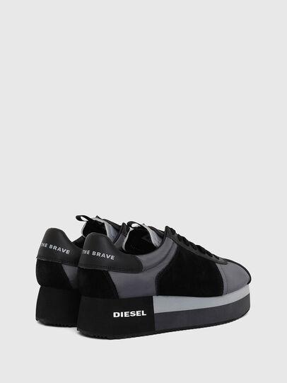 Diesel - S-PYAVE WEDGE, Blue/Black - Sneakers - Image 3