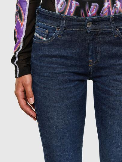 Diesel - Slandy 069PX, Dark Blue - Jeans - Image 3