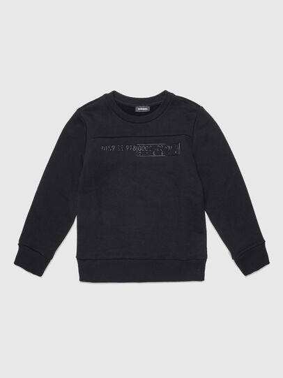 Diesel - SCORY, Black - Sweaters - Image 1