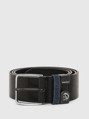B-MOHO, Black - Belts