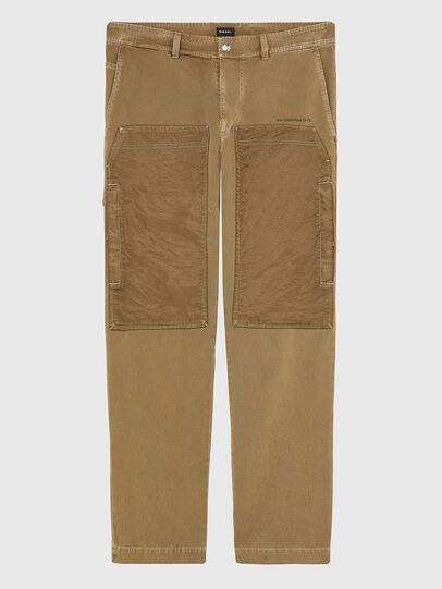 Diesel - P-TRENT, Light Brown - Pants - Image 1