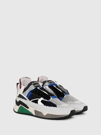 Diesel - S-BRENTHA DEC, White - Sneakers - Image 2