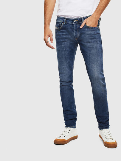 Diesel - Sleenker 0095F,  - Jeans - Image 1