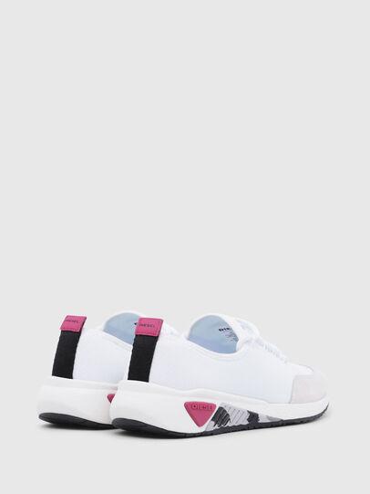 Diesel - S-KB LC W, White - Sneakers - Image 3