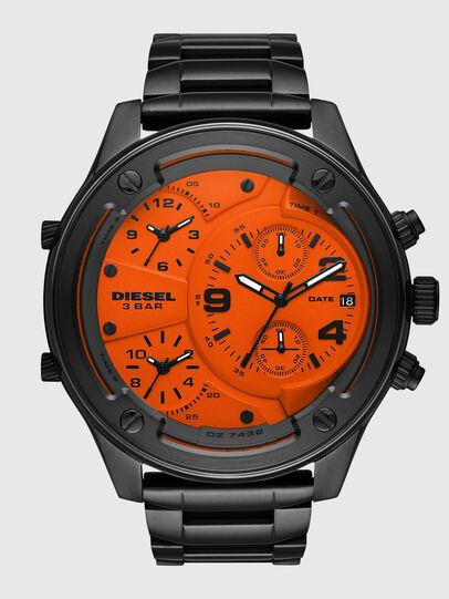 Diesel - DZ7432, Black/Orange - Timeframes - Image 1