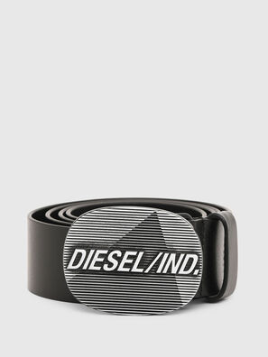 B-DIELIND, Black - Belts