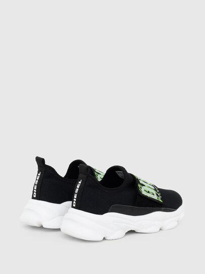 Diesel - S-SERENDIPITY SO LOW, Black - Footwear - Image 3