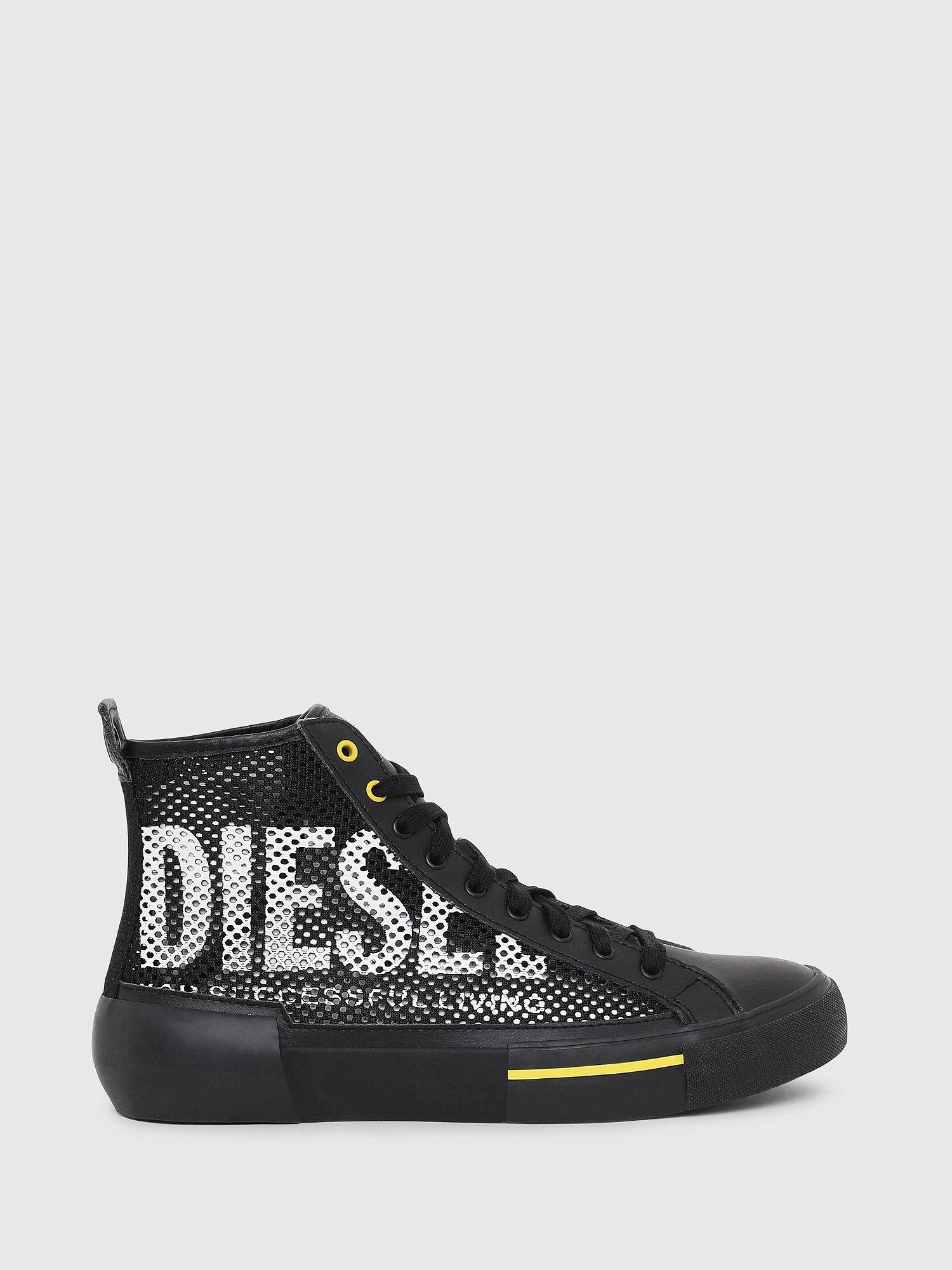 S-DESE MID CUT Men: High-top sneakers