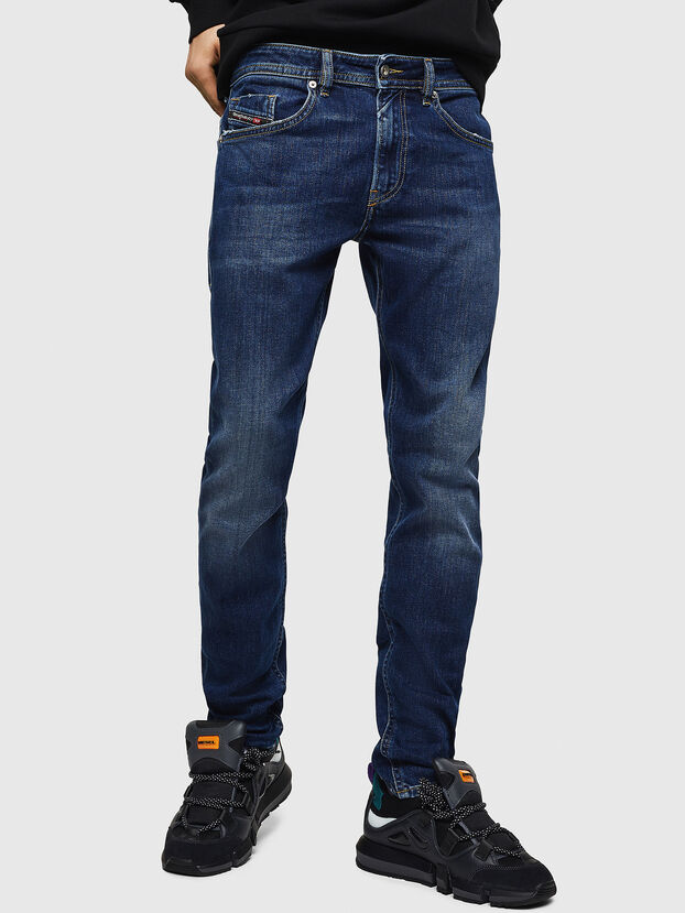 Thommer 0870F, Medium blue - Jeans