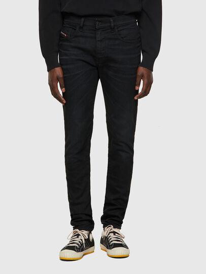 Diesel - D-Strukt 09A15, Black/Dark grey - Jeans - Image 1