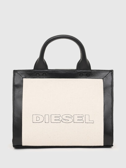 Diesel - SANBONNY SPF, Black/White - Satchels and Handbags - Image 1