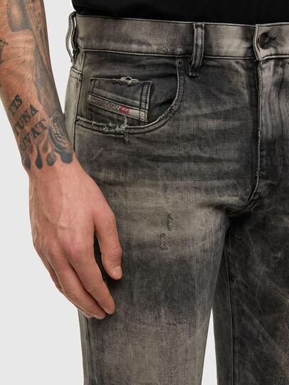 Diesel - D-Strukt 009EV, Black/Dark grey - Jeans - Image 3